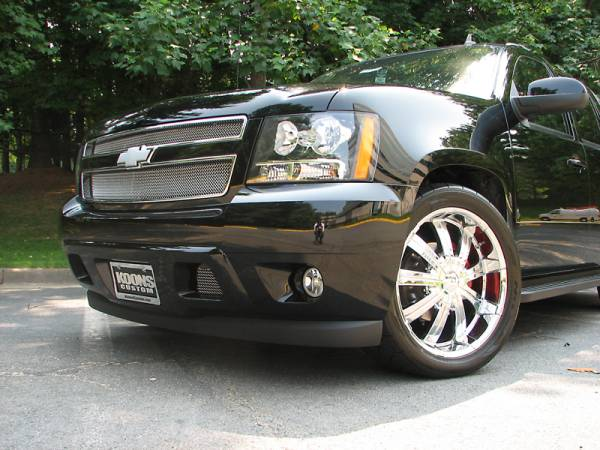 Chevrolet Avalanche: 08 фото