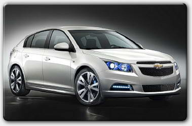 Chevrolet Cruze Hatchback: 02 фото