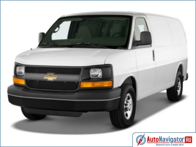 Chevrolet Express: 10 фото