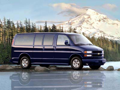Chevrolet Express: 12 фото