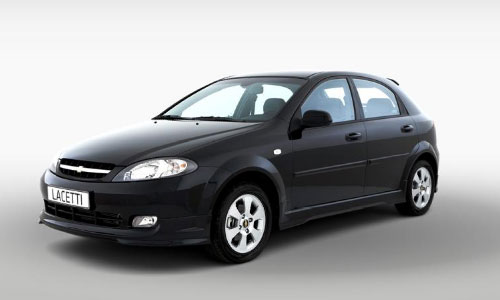 Chevrolet Lacetti Hatchback: 4 фото