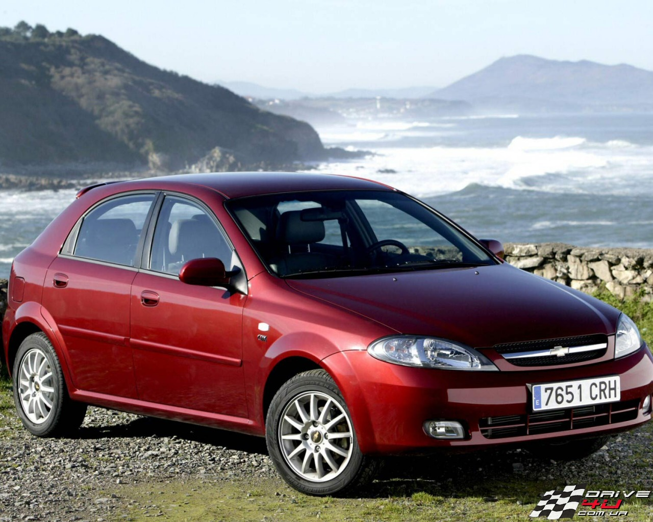 Chevrolet Lacetti Hatchback: 9 фото