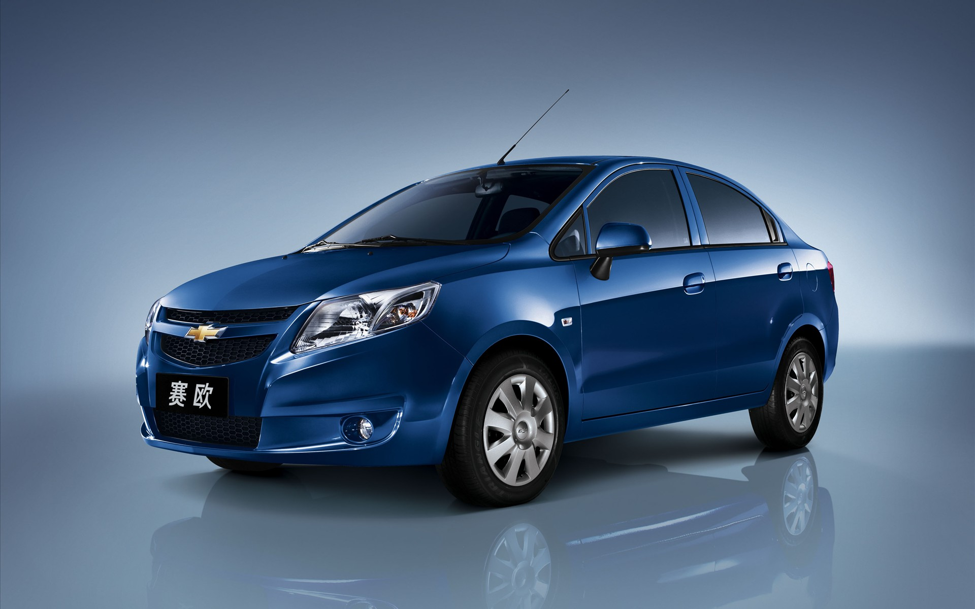Chevrolet Sail/S-RV: 2 фото
