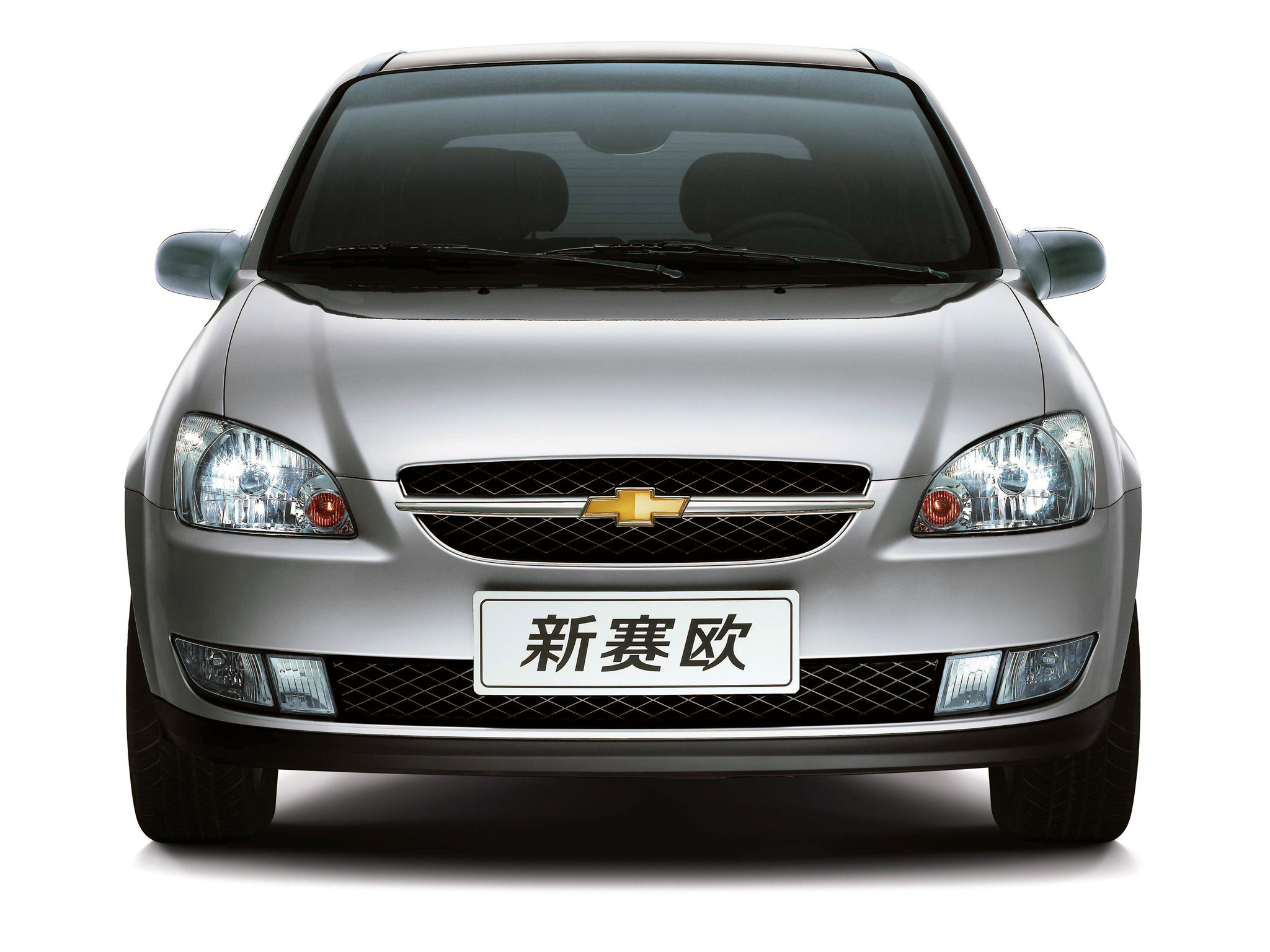 Chevrolet Sail/S-RV: 5 фото