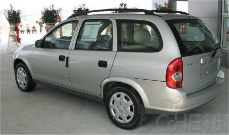 Chevrolet Sail/S-RV: 8 фото