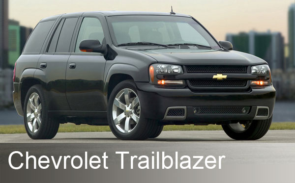 Chevrolet TrailBlazer: 6 фото