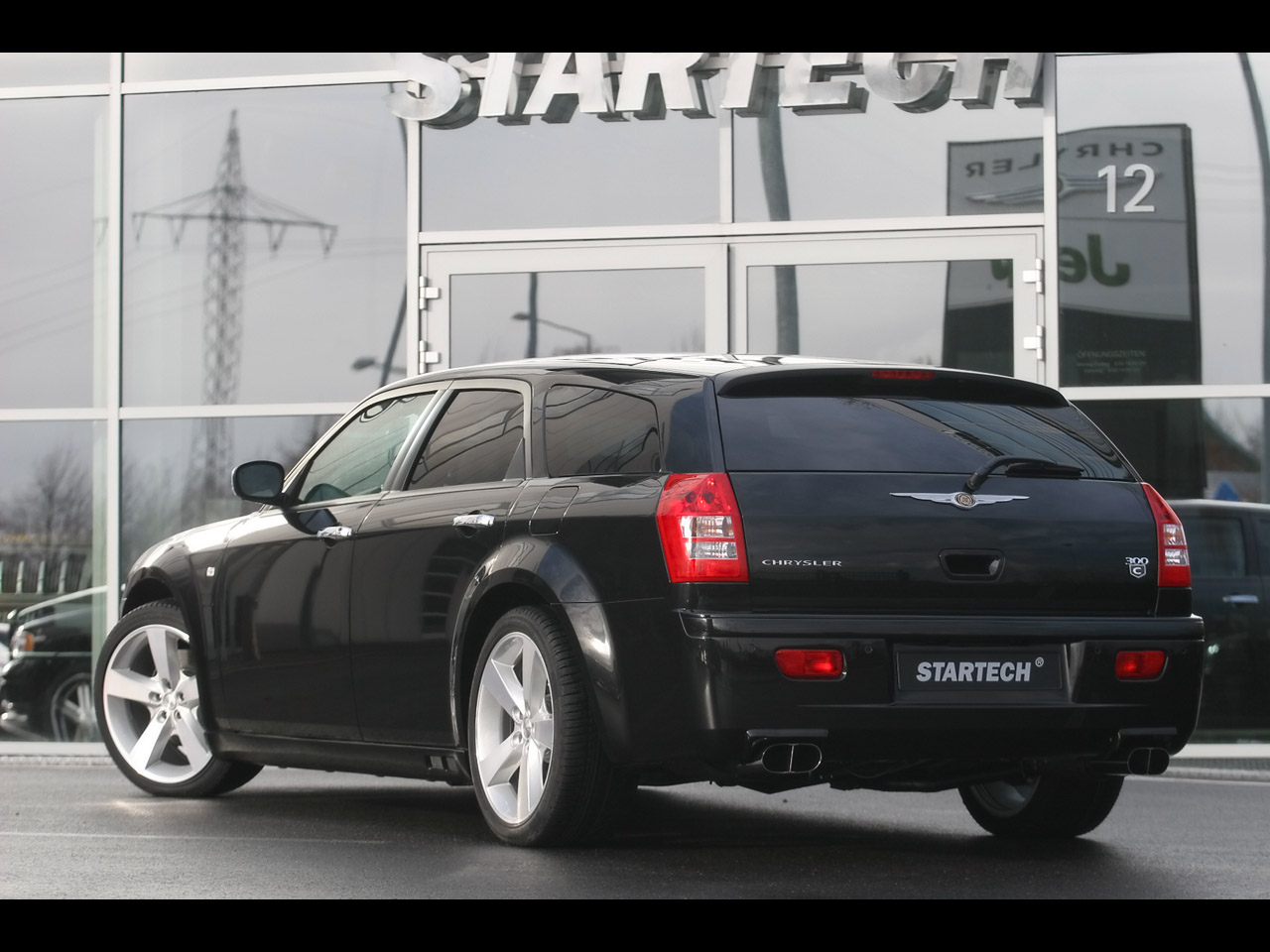 Chrysler 300C Touring: 02 фото