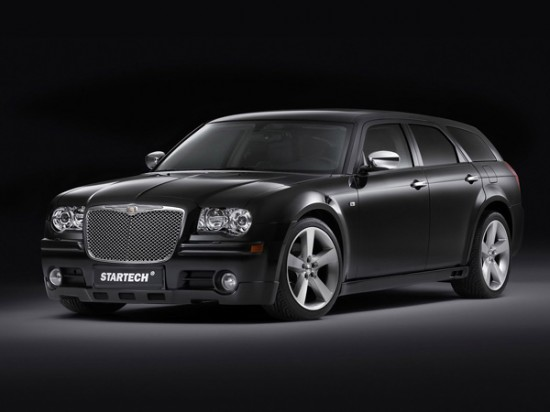 Chrysler 300C Touring: 7 фото