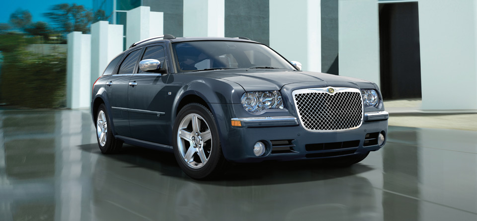 Chrysler 300C Touring: 09 фото