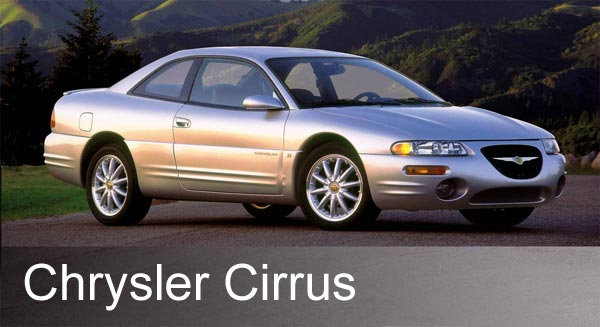 Chrysler Cirrus: 7 фото