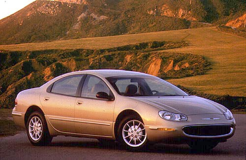 Chrysler Concorde: 03 фото