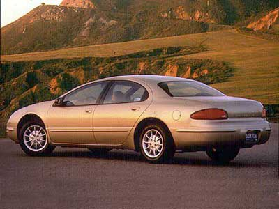 Chrysler Concorde: 05 фото
