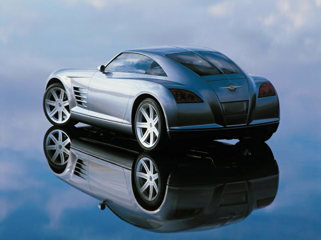 Chrysler Crossfire: 01 фото