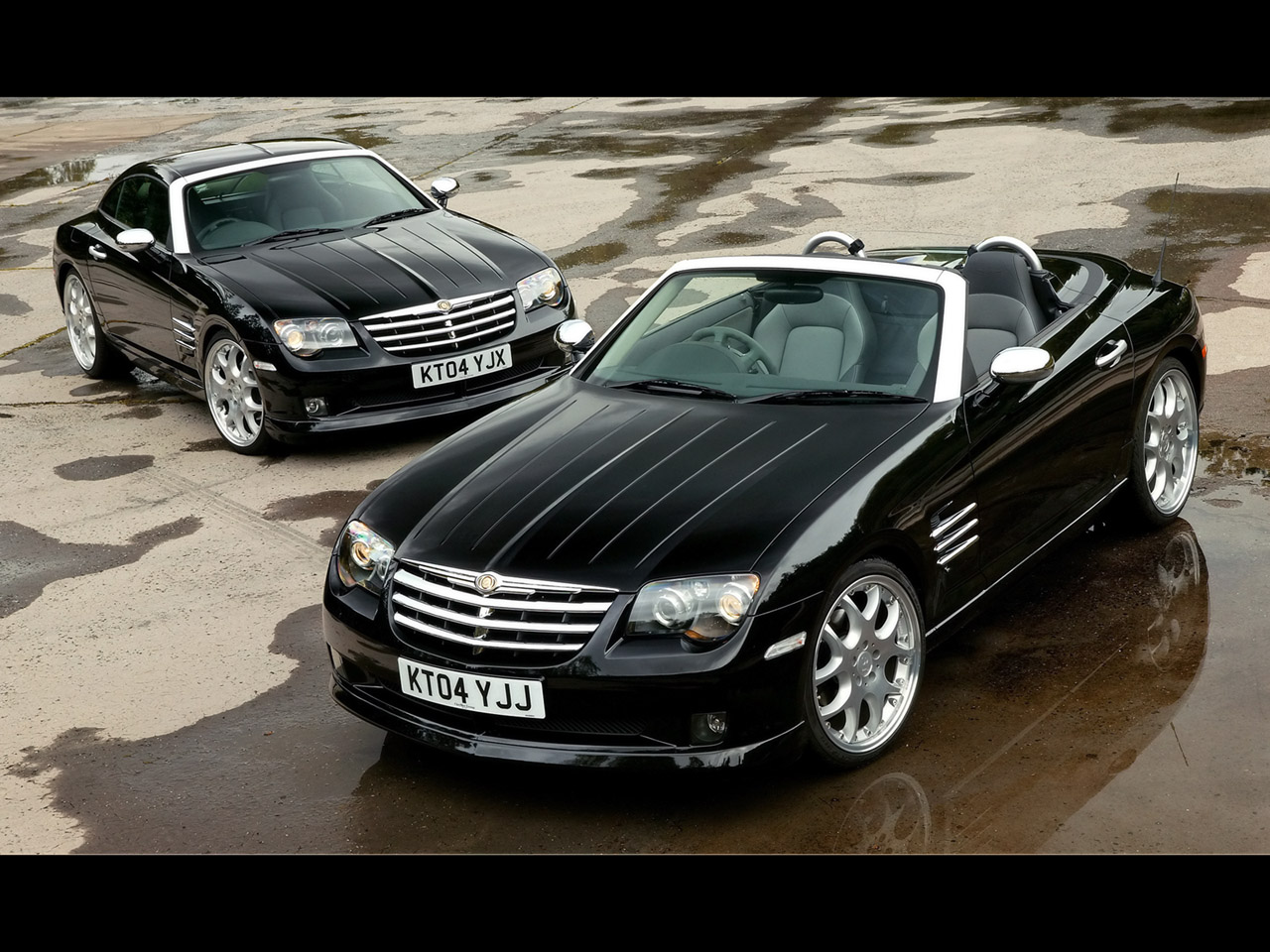 Chrysler Crossfire: 02 фото