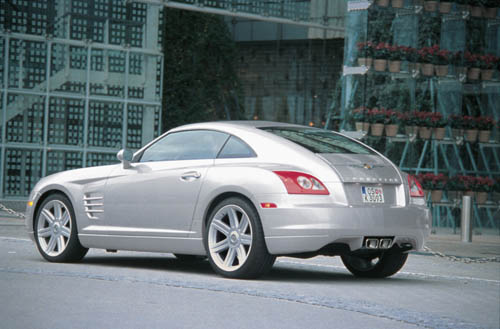 Chrysler Crossfire: 03 фото