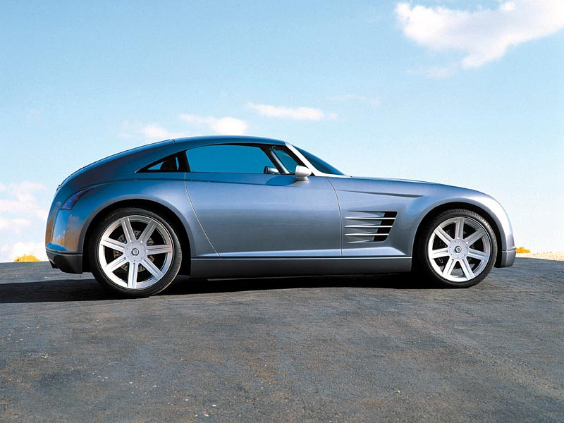 Chrysler Crossfire: 05 фото