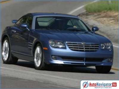 Chrysler Crossfire: 06 фото