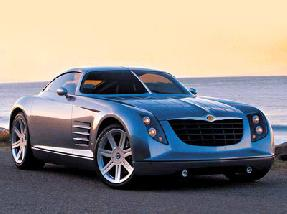 Chrysler Crossfire: 07 фото