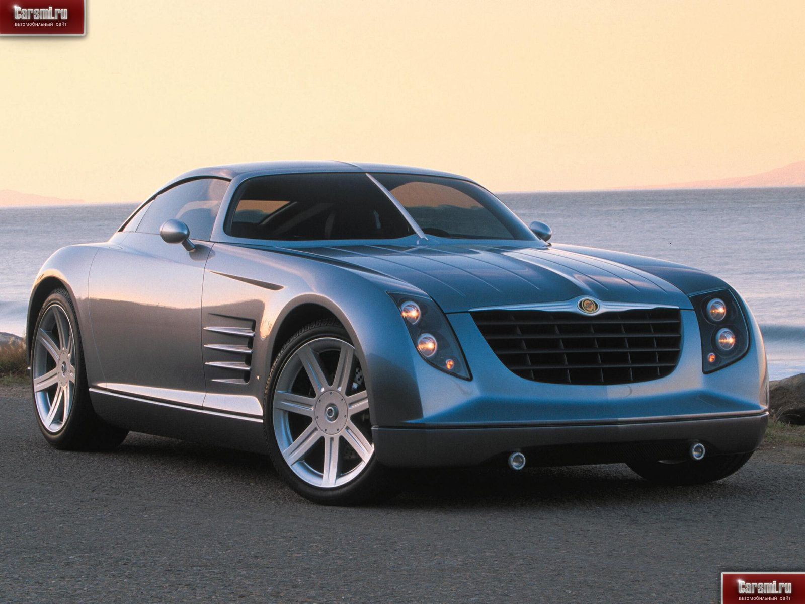 Chrysler Crossfire: 09 фото