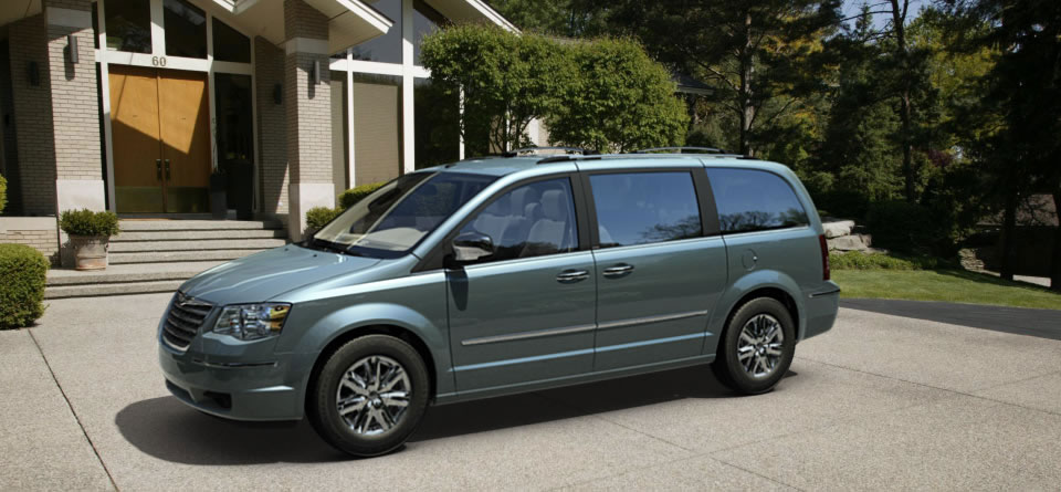 Chrysler Grand Voyager - 960 x 445, 01 из 16