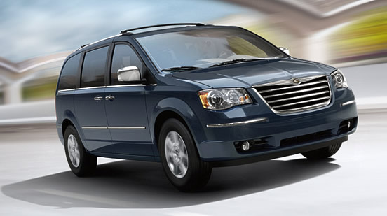 Chrysler Grand Voyager: 6 фото