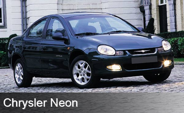 Chrysler Neon: 05 фото