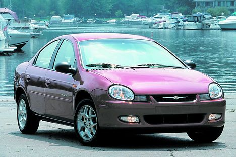 Chrysler Neon: 07 фото