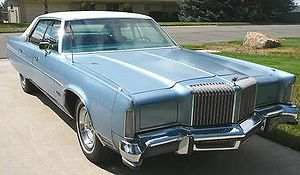 Chrysler NEW Yorker: 3 фото