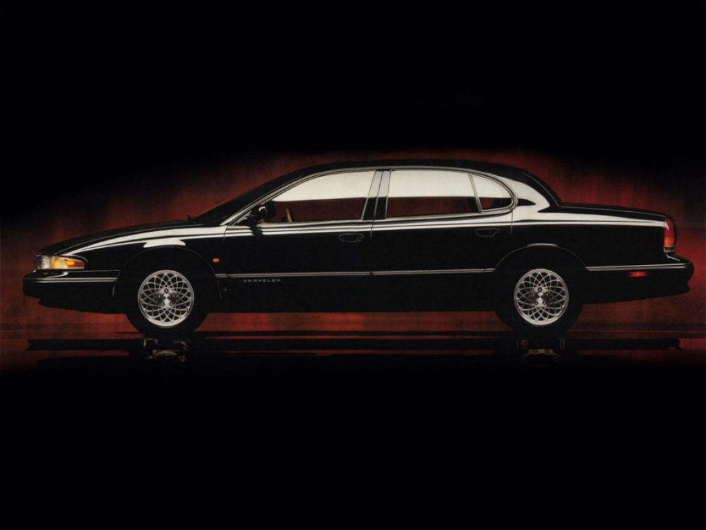 Chrysler NEW Yorker: 12 фото