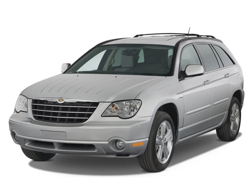 Chrysler Pacifica: 5 фото