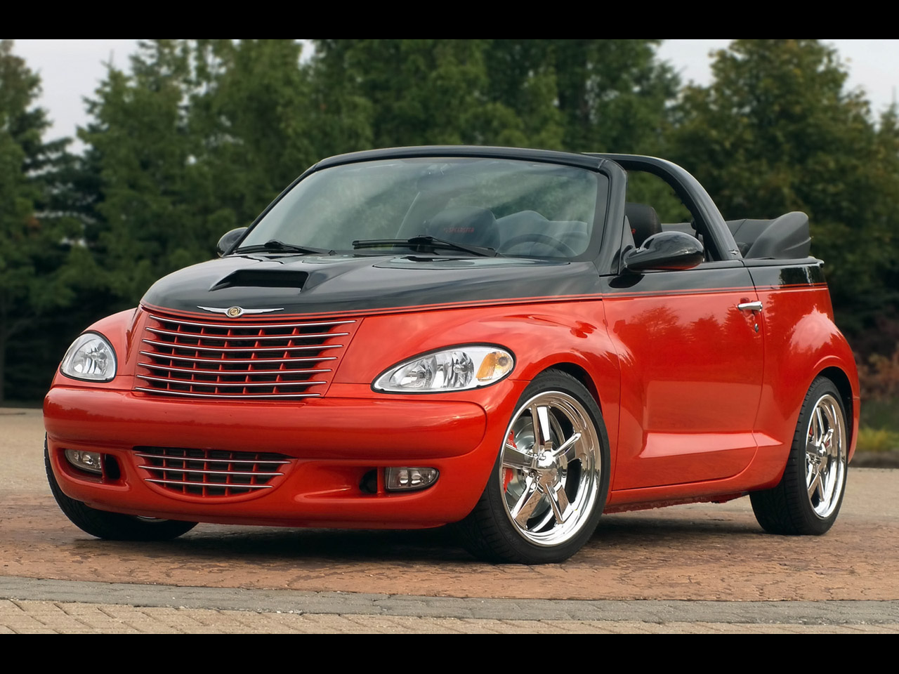 Chrysler PT Cruiser Cabrio: 04 фото