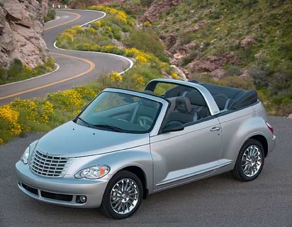 Chrysler PT Cruiser Cabrio: 05 фото