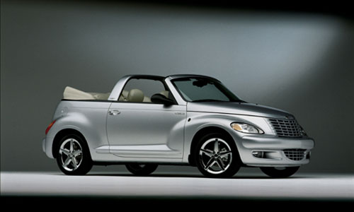 Chrysler PT Cruiser Cabrio: 09 фото