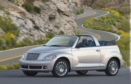 Chrysler PT Cruiser Cabrio: 11 фото