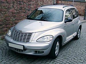 Chrysler PT Cruiser: 1 фото