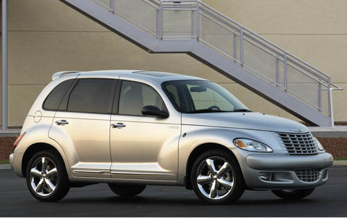 Chrysler PT Cruiser: 3 фото