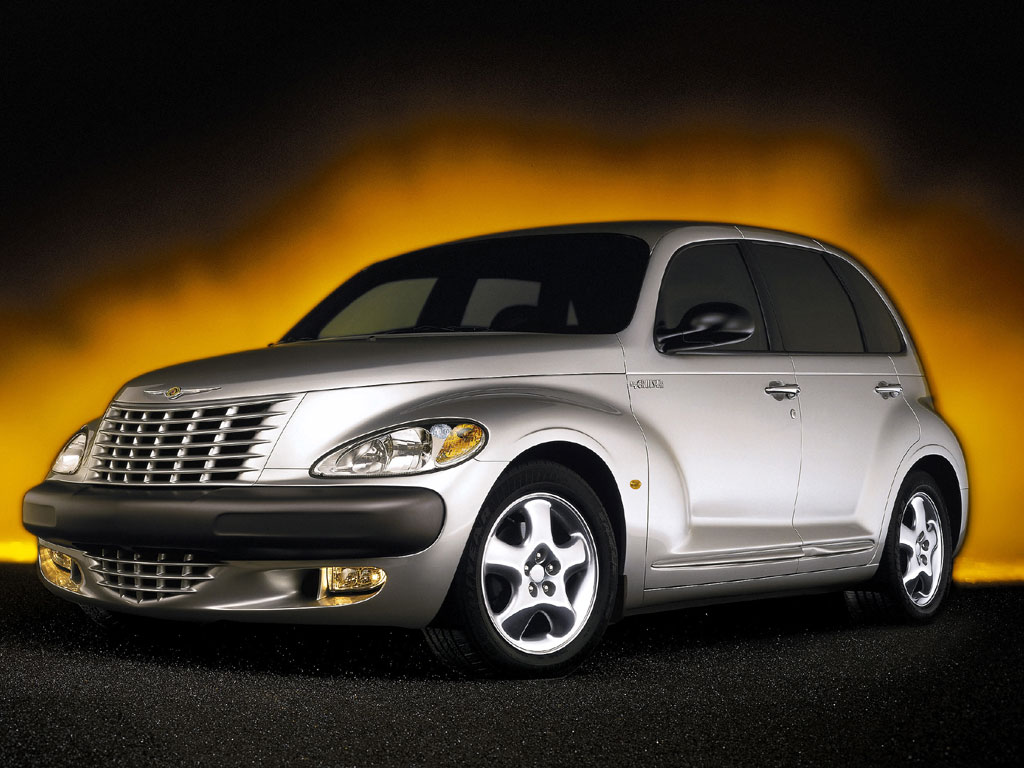 Chrysler PT Cruiser: 4 фото