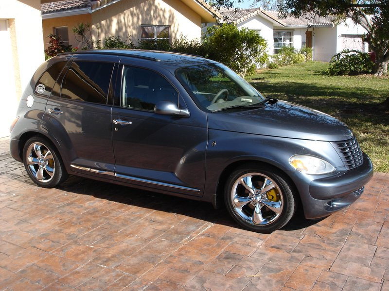 Chrysler PT Cruiser: 9 фото