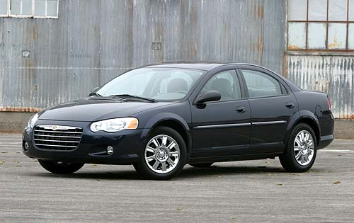 Chrysler Sebring: 1 фото