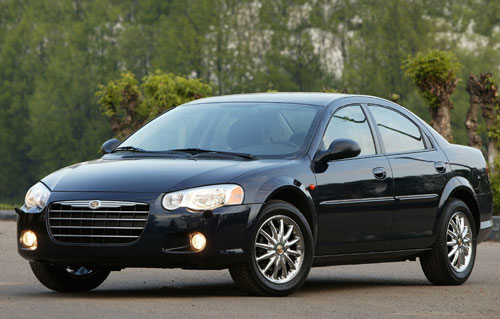 Chrysler Sebring: 9 фото