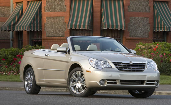 Chrysler Sebring: 11 фото