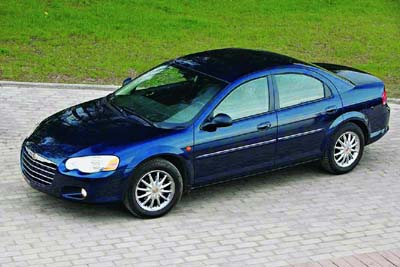 Chrysler Sebring: 12 фото