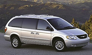 Chrysler Town and Country: 12 фото