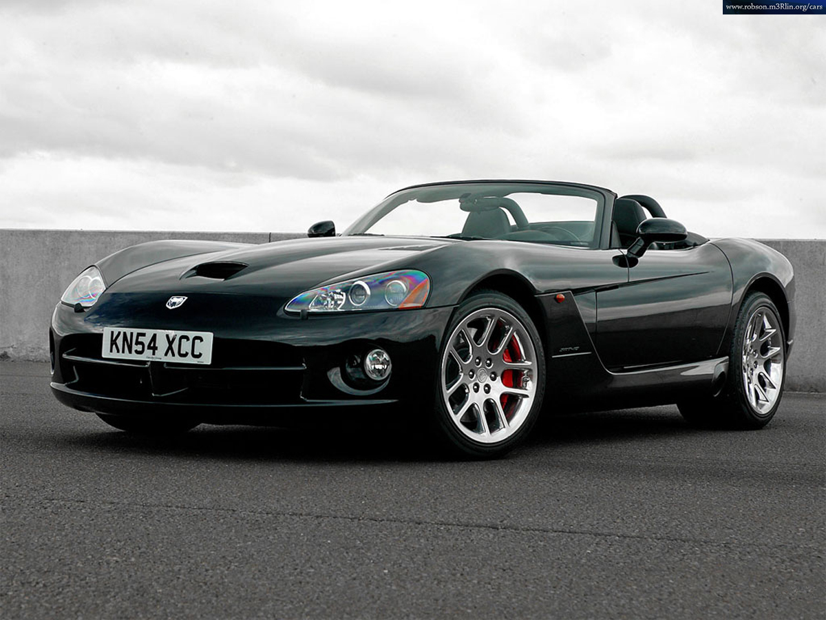Chrysler Viper: 01 фото