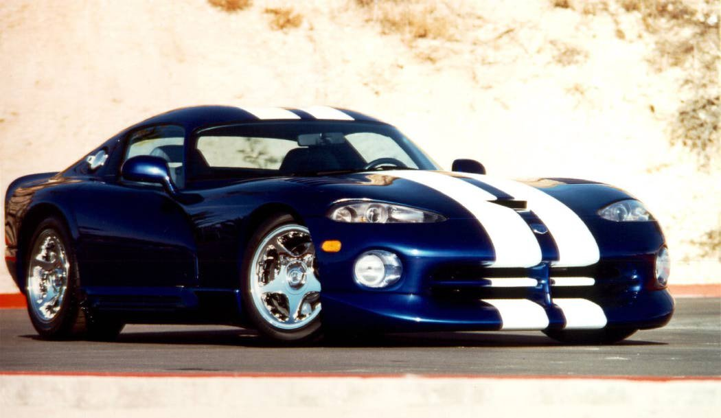 Chrysler Viper: 02 фото