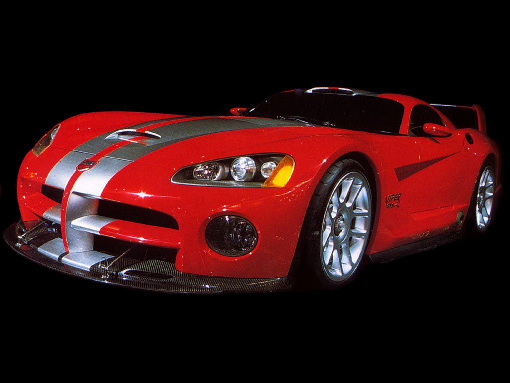 Chrysler Viper: 3 фото