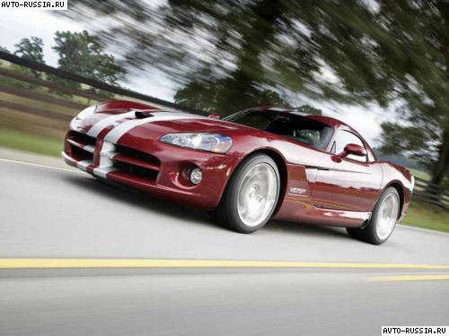 Chrysler Viper: 07 фото