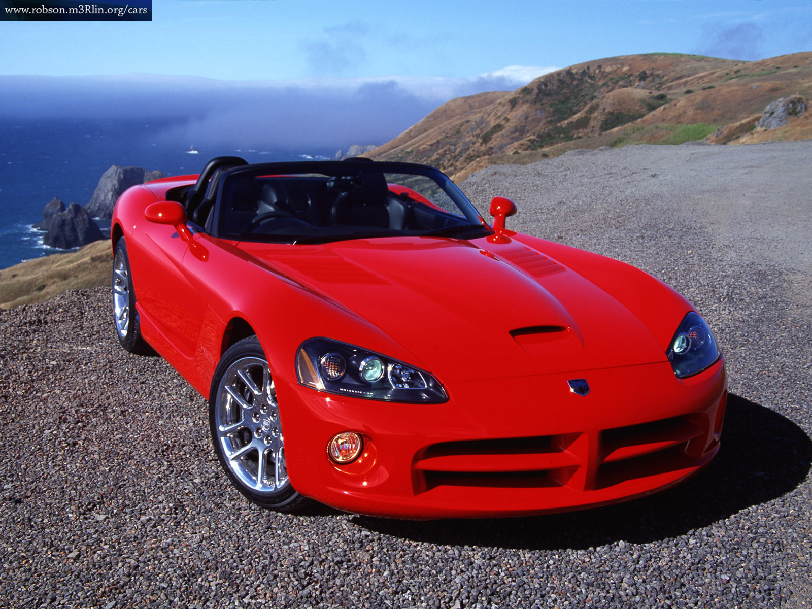 Chrysler Viper: 08 фото