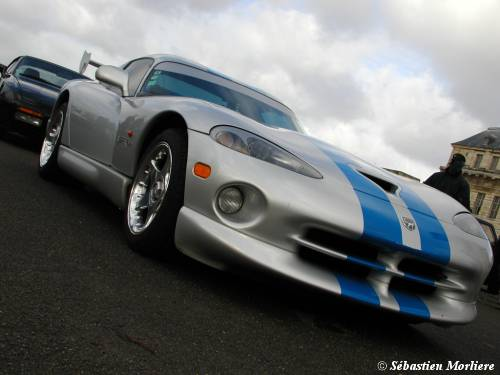 Chrysler Viper: 11 фото