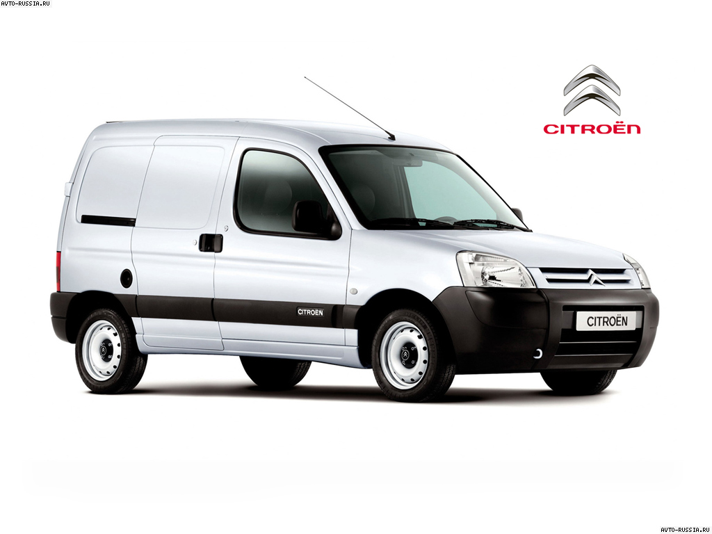 Citroen Berlingo First Fourgon